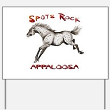 3_Spots Rock Yard Sign