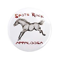 """3_Spots Rock 3.5"""" Button"""