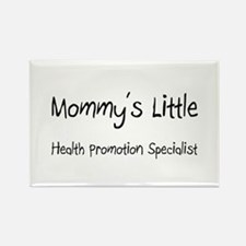 Mommy's Little Health Promotion Specialist Rectang