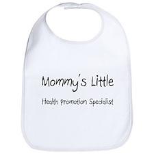 Mommy's Little Health Promotion Specialist Bib