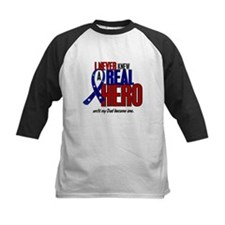 Never Knew A Hero 2 Military (Dad) Tee