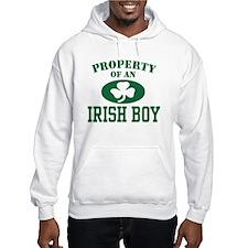 Property of an Irish Boy Hoodie