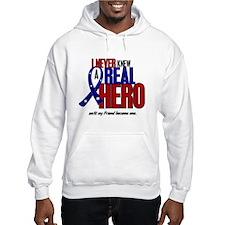 Never Knew A Hero 2 Military (Friend) Hoodie