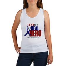 Never Knew A Hero 2 Military (Friend) Women's Tank