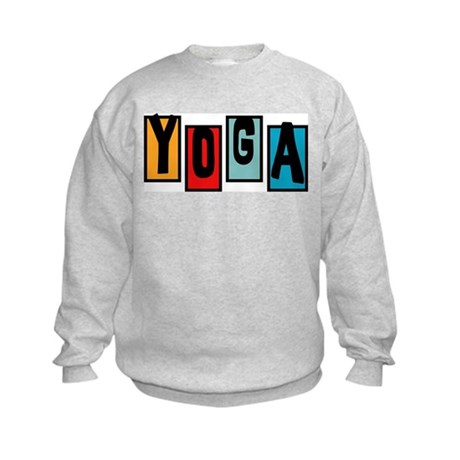 YOGA Kids Sweatshirt