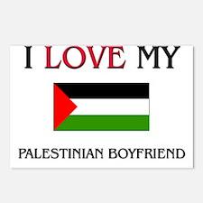 I Love My Palestinian Boyfriend Postcards (Package