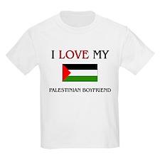 I Love My Palestinian Boyfriend T-Shirt