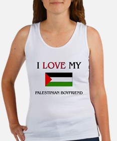 I Love My Palestinian Boyfriend Women's Tank Top