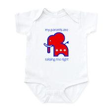 Republican Infant Bodysuit