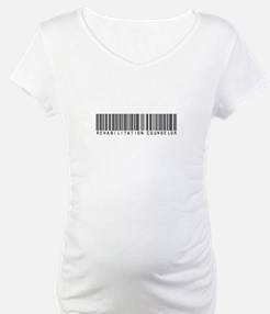 Rehabilitation Counselor Barcode Shirt