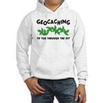 Poison Ivy Hooded Sweatshirt