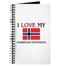 I Love My Norwegian Boyfriend Journal