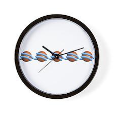 Cute Cell Wall Clock
