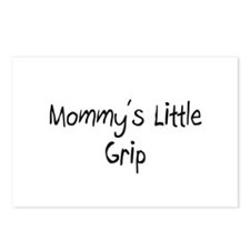 Mommy's Little Grip Postcards (Package of 8)
