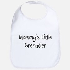 Mommy's Little Grenadier Bib