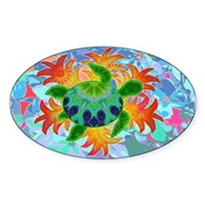 Flame Turtle Decal