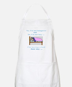 Bad flair day BBQ Apron