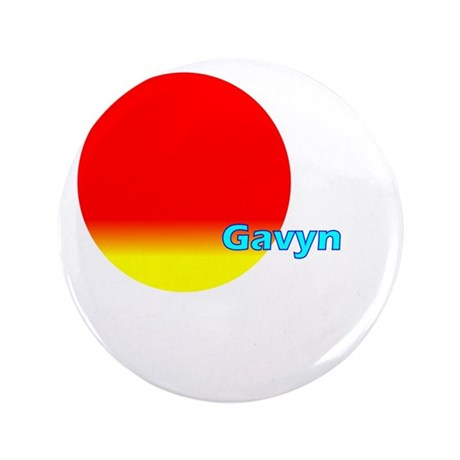 "Gavyn 3.5"" Button (100 pack)"