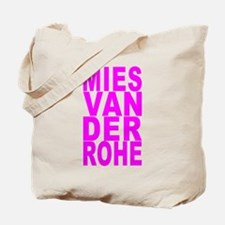 Mies van der Rohe Tote Bag