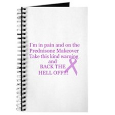 Back the hell off Journal