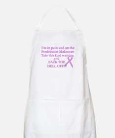 Back the hell off BBQ Apron