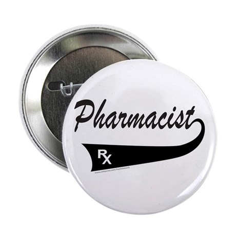 "PHARMACIST 2.25"" Button (100 pack)"