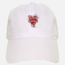 Heart Ambassador Baseball Baseball Cap