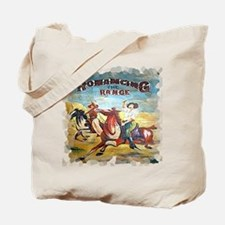 Romancing The Range - Tote Bag