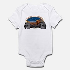 American Model Railroader Infant Bodysuit