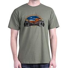 American Model Railroader T-Shirt