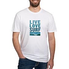 Live, Love, Surf - Shirt