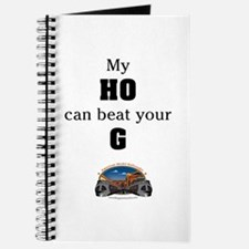 My HO can beat your G Journal