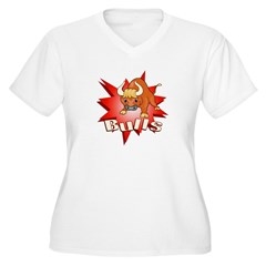 Bulls Mascot T-Shirt