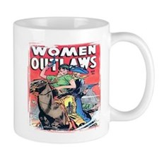 Women Outlaws - Mug