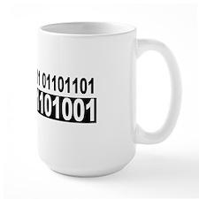 I'm Bi (binary) Mug