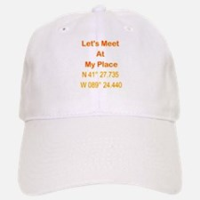 My Place... Baseball Baseball Cap