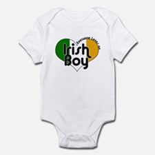 Irish Girl Infant Bodysuit
