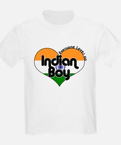 Indian Boy T-Shirt