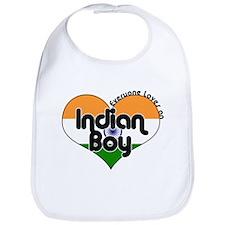 Indian Boy Bib
