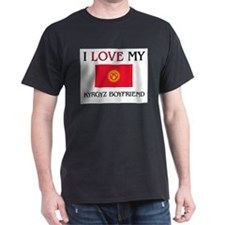 I Love My Kyrgyz Boyfriend T-Shirt
