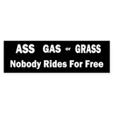 Gas grass ass Single