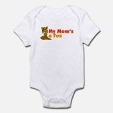 My Mom's a Fox Infant Bodysuit