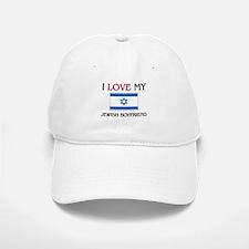 I Love My Jewish Boyfriend Baseball Baseball Cap
