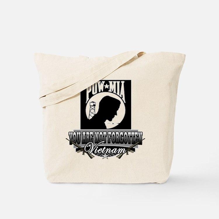 POW-MIA Tote Bag