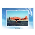 P-63 Kingcobra Postcards (Package of 8)