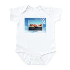 P-63 Kingcobra Infant Bodysuit