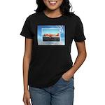 P-63 Kingcobra Women's Dark T-Shirt