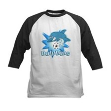 Dolphins Soccer Tee