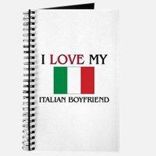 I Love My Italian Boyfriend Journal