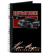 Bring It Back In Black Journal